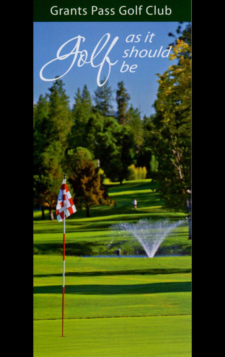 client: grants pass golf club