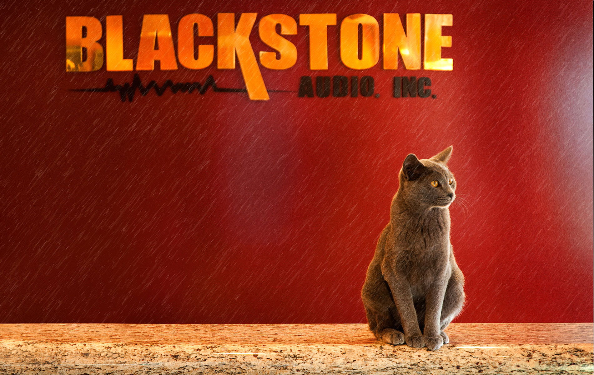 client: blackstone audio