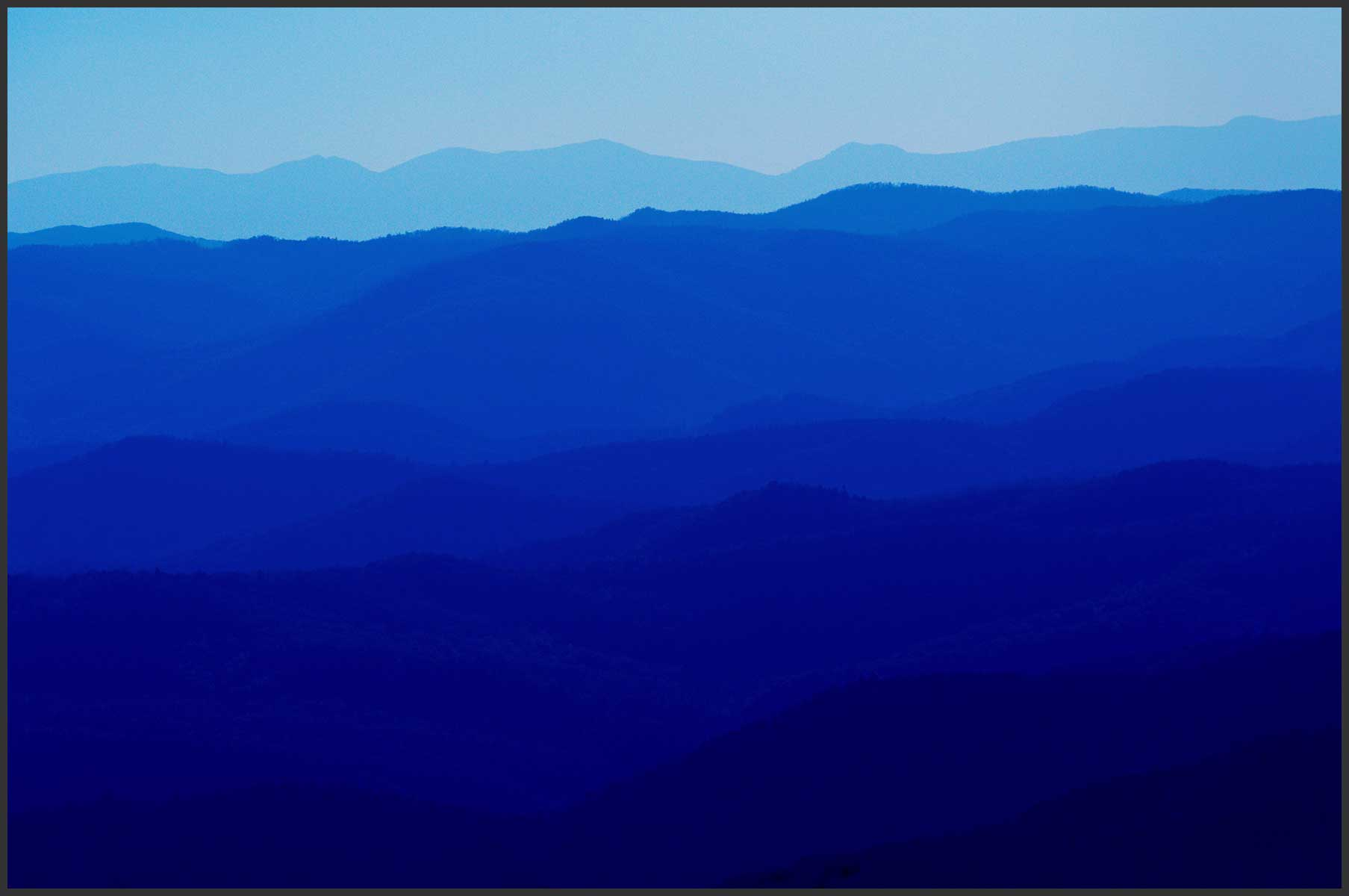 Scenics/Stock Blue Ridge Mountains