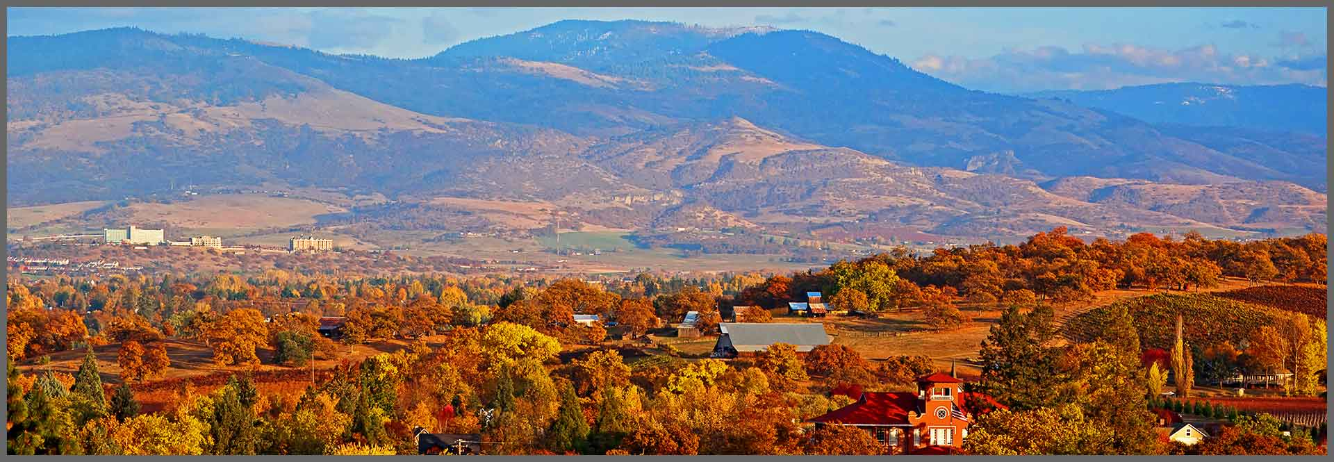 Beautiful Rogue Valley Oregon