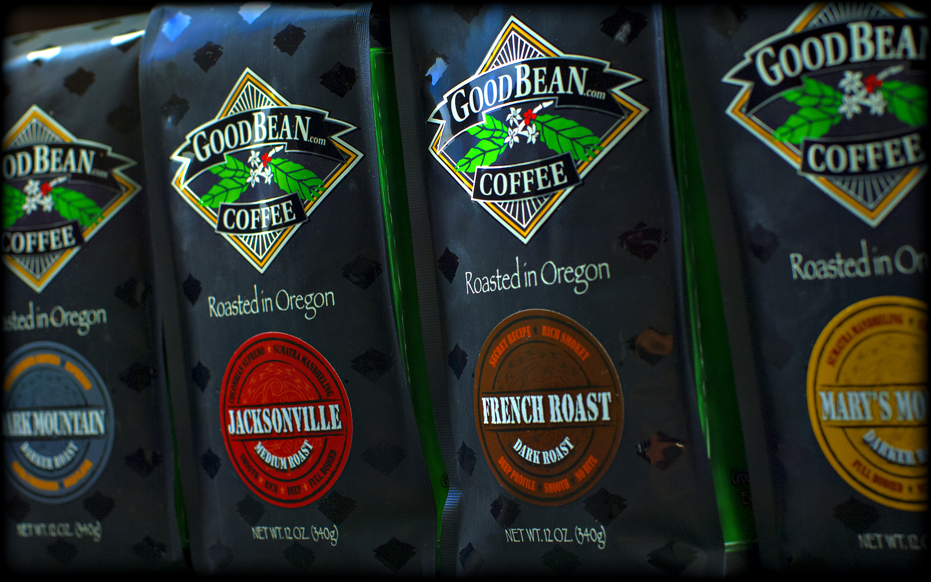 client: good bean coffee